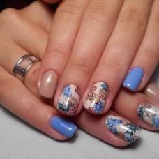 """Мастер-класс """"Использование слайдеров в дизайне ногтей"""" (длительность 3 ч.)"""