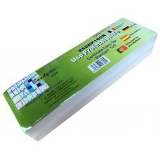 Полоски для депиляции TESS, 100 шт. белые, Италия