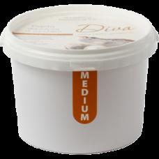 Шугаринг (сахарная паста для депиляции) средняя Medium, 1,1 кг ТМ DIVA