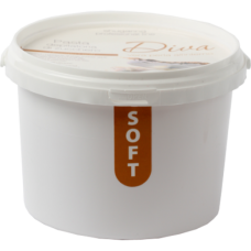 Шугаринг (сахарная паста для депиляции) мягкая Soft, 1.1 кг ТМ DIVA