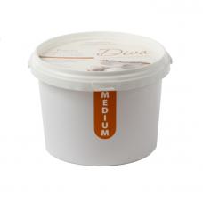 Шугаринг (сахарная паста для депиляции) средняя Medium, 450 грамм ТМ DIVA