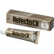 Краска для бровей и ресниц, Светло коричневый, RefectoCil №3.1