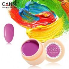 Гель-краска Canni 522 тёмная фуксия