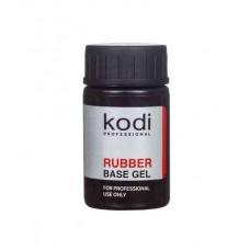 Каучуковая основа под гель-лак без кисточки Rubber Base Kodi 14 мл.