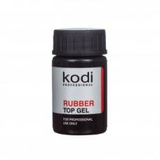Закрепитель для гель-лаков без кисточки Kodi (Rubber Top) 14 мл.