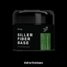 Файбер база с нейлоновыми волокнами Fiber BASE SILLER, 50 мл