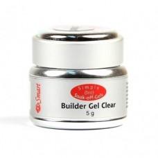 Био-гель прозрачный Smart Builder Gel Clear 5гр