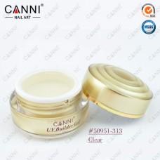 Конструирующий гель для наращивания CANNI прозрачный 313