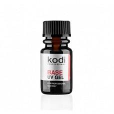 Гель базовый с кисточкой (для структурных гелей) Kodi Professional Base gel 10 мл