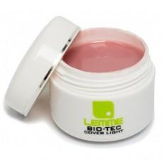 Гель камуфлирующий с пастельно розовым оттенком средней вязкости Cover Light Lemme 15гр