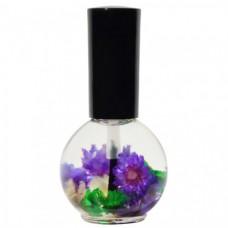 Цветочное масло для ногтей Лаванда Naomi, 15ml
