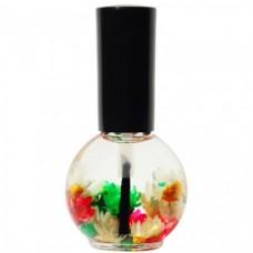 Цветочное масло для ногтей Лилия Naomi, 15ml