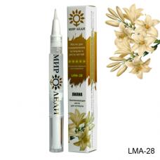 Масло для ногтей и кутикулы ЛИЛИЯ в карандаше, 7 ml