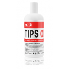 Tips Off Kodi Жидкость для снятия гель лака/акрила 500 мл.