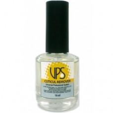 Средство для удаления кутикулы Cuticle Remover UPS, 15ml