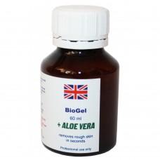 Биогель для педикюра на основе фруктовых кислот BioGel Aloe Vera 120мл.