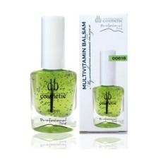 Мультивитаминный бальзам для укрепления ногтей DB cosmetic 00618, 10ml