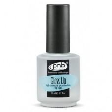 Закрепитель-блеск PNB Gloss Up, 15ml