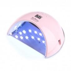 Лампа для сушки геля и гель лака сенсорная SUN 6S UV/LED, 48 Вт