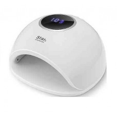 Лампа для сушки геля и гель лака STAR 5 LED+UV 48w белая