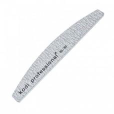 Пилка для ногтей Half Grey 80/80 Kodi