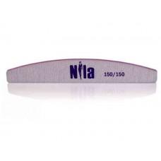 Пилка для искусственных и натуральных ногтей Half 150/150 Nila