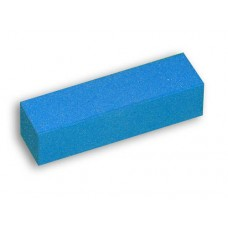 Профессиональный баф (шлифовщик) для ногтей голубой 120 гритт