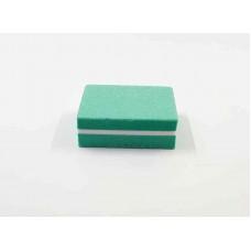 Баф для ногтей мини одноразовый 1 шт. 180/220 гритт