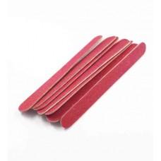 Набор одноразовых пилочек для ногтей YRE, 10 шт, 100/180