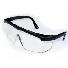 Защитные очки для мастеров с черными дужками