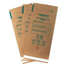 Крафт пакеты бумажные для стерилизации Медтест 100х200 мм, 1 шт