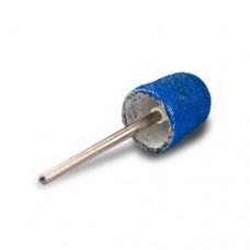 Насадка композитная для педикюра 150 грит, синяя 127В