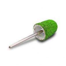 Насадка для педикюра композитная 80 грит, зелёная, 127G