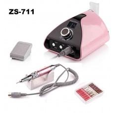 Фрезер для маникюра и педикюра Nail Drill ZS-711 PRO, 35 тыс. об/мин., 65 Вт