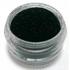 Глиттер (блёстка) мелкий чёрный GBL  0,1 мм