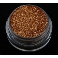 Глиттер (блёстка) бронзовый GBr 0,2 мм