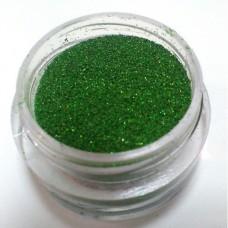 Глиттер (блёстка) мелкий салатовый GG06, 0,1 мм