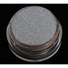 Глиттер мелкий (блёстка) голографический серебряный GGS 0,1 мм