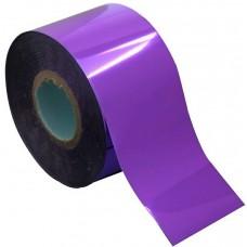 Фольга для литья фиолетовая 1м., Европа, F19