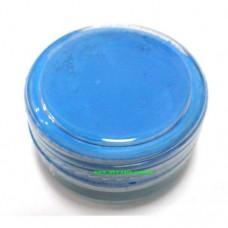 Пигмент флуоресцентный яркий FВlue Голубой